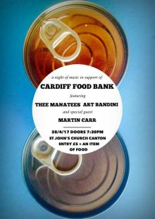 Cardiff Food Bank